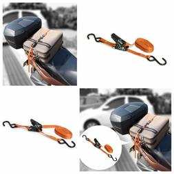 CYC 2001 Mini Ratchet Tie-Down 1/2 Ratchet with 10 ft Orange
