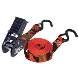 "Keeper 85546 Blaze Camouflage 16' x 1"" Ratchet Tie-Down"