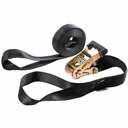Augo Heavy Duty Ratchet Strap With Loop Ends 15ft Tie Down S