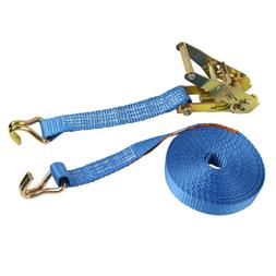 Ben-Mor 1 in. x 20 ft. Ratchet Strap with Wire Hook