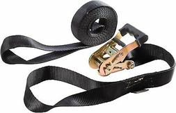 heavy duty ratchet strap with loop ends