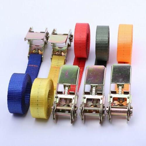 1 pc ratchet tie down strap rail