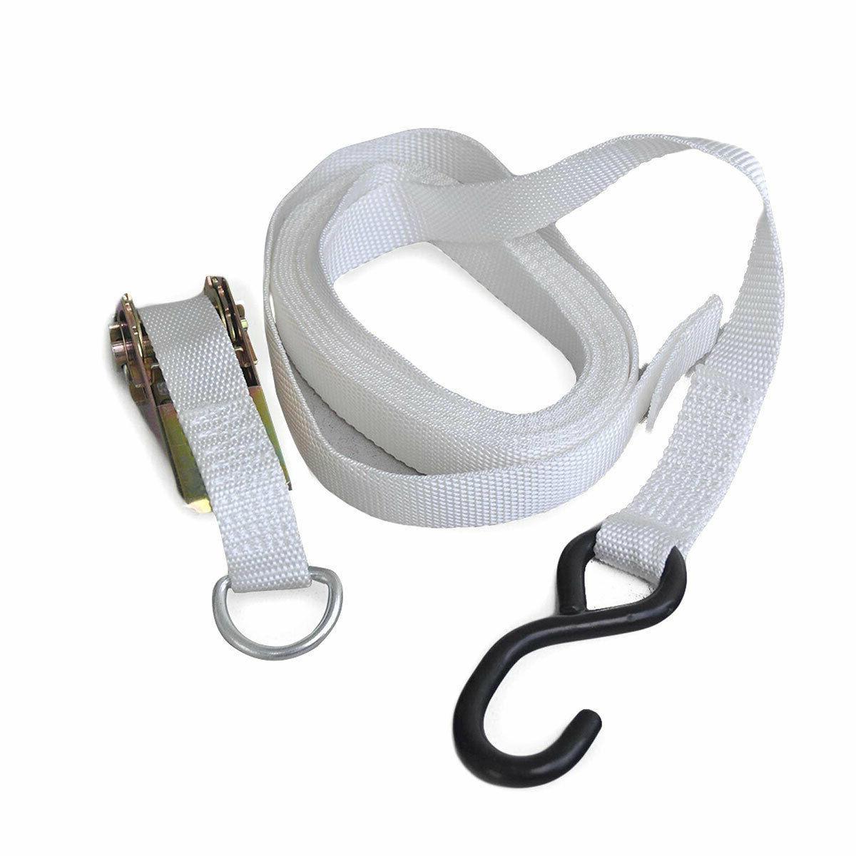 1 x 13 ratchet straps tie down