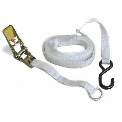 "13'x1"" White Tie Anchor Tent Lb"