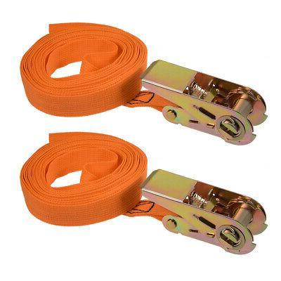 5mx25mm ratchet tie down strap cargo lashing
