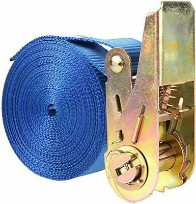 Prasacco Down Straps, 10 Pack 20 Ft Heavy Endless