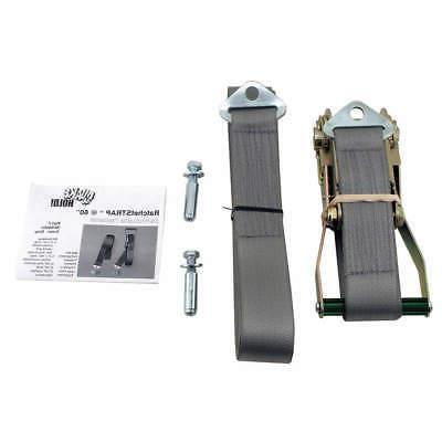 ratchet strap 60 in gray rf r60