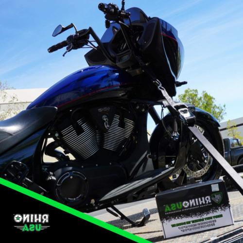 RHINO US Motorcycle 5,208 Break Duty