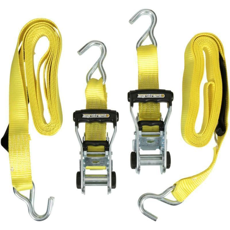 smart straps ratchet x commercial tie downs