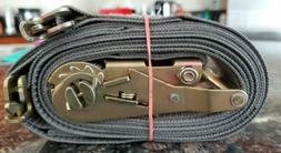 Ancra Logistic WLL: Ratchet E-Track Straps 2 inch 47619-13 1