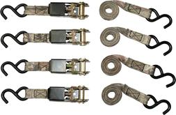 Python Si-2067 Ratchet Tie Down Straps With 900 Lb Tension S