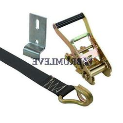 Brumleve Ratchet Down Strap Kit / 2 inch x 34 inch, with Sma