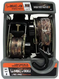 Retractable Ratchet Straps Built In Power Spring Automatical