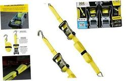 SmartStraps 14-Foot Ratchet Straps -5,000 lbs Break Strength