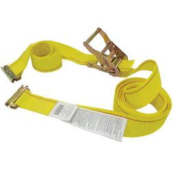 Tie Down Strap,Ratchet,12 ft. L,PK5 55ET71